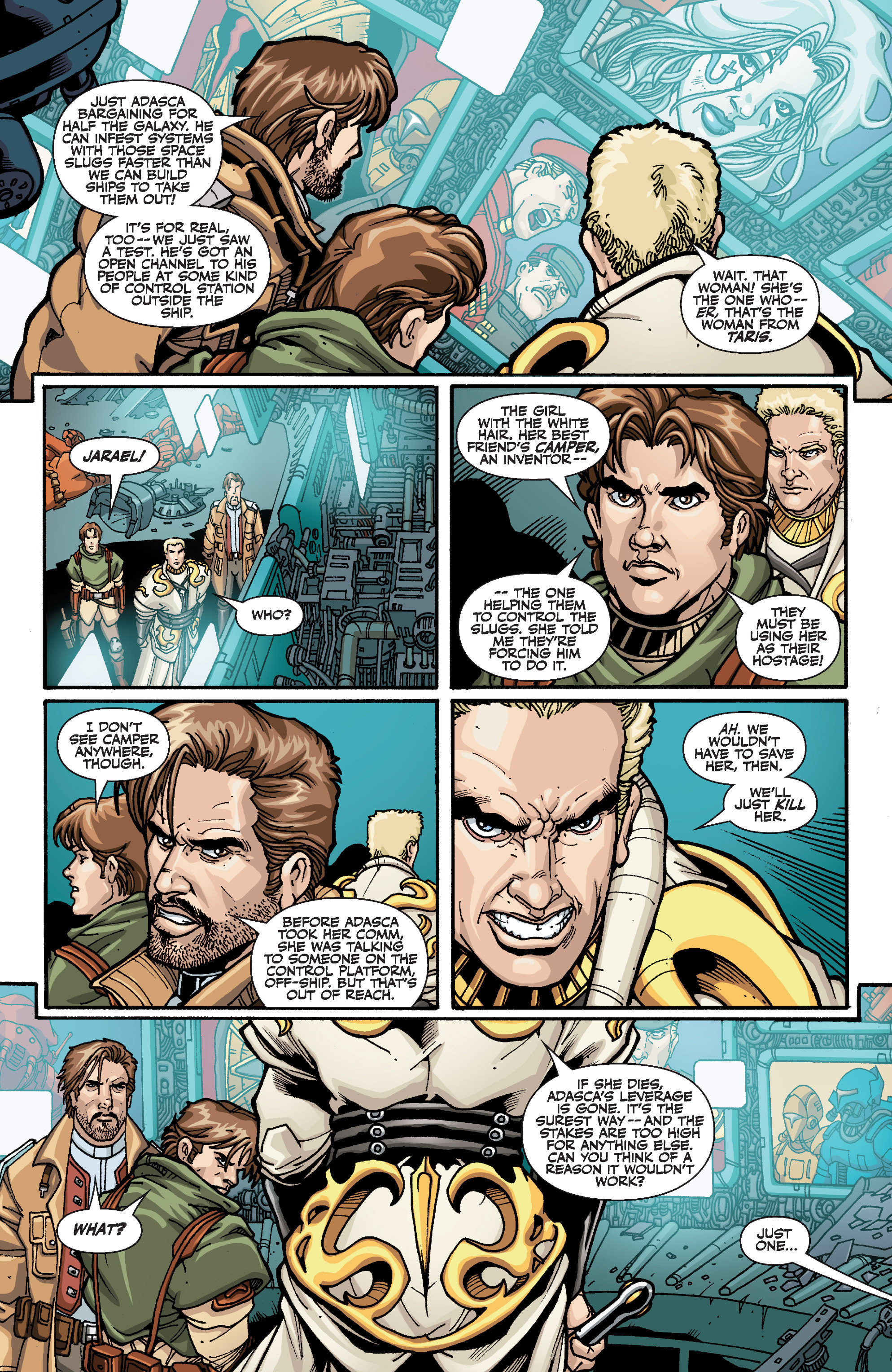 Read online Star Wars Omnibus comic -  Issue # Vol. 32 - 55