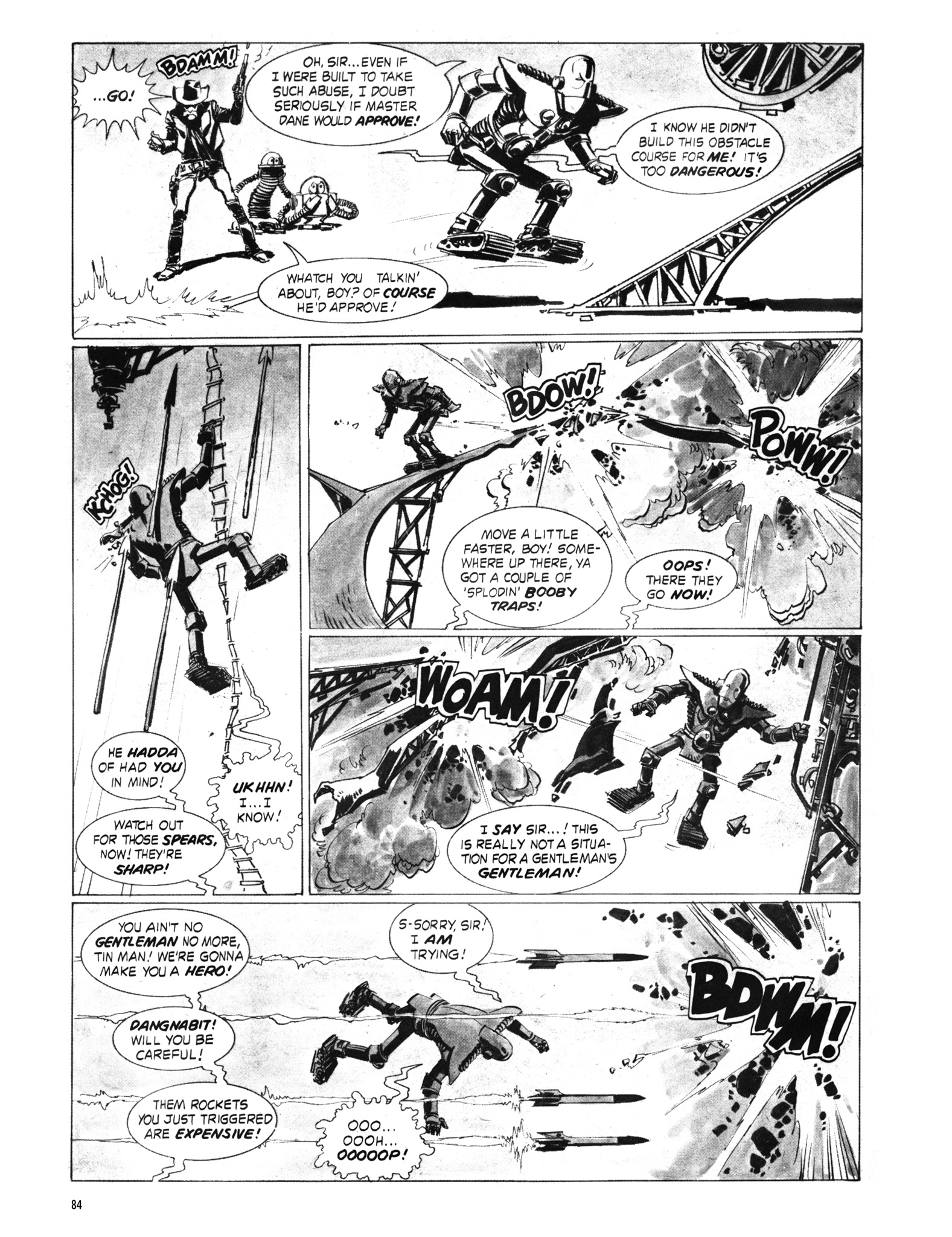 Read online Eerie Archives comic -  Issue # TPB 18 - 85