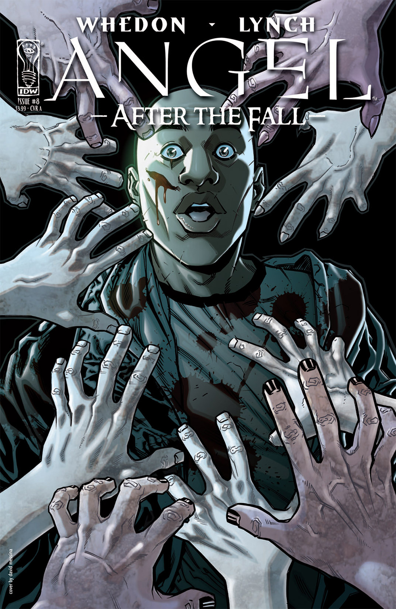 Read online Angel: After The Fall comic -  Issue #8 - 1