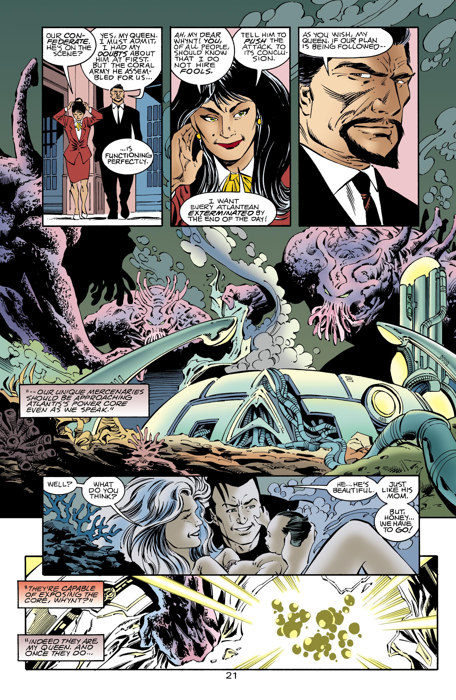 Read online Aquaman (1994) comic -  Issue #63 - 21