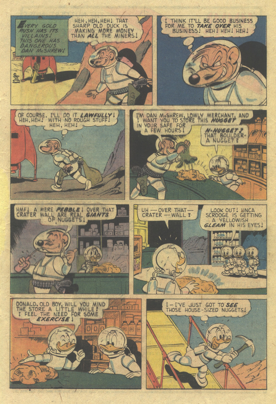 Read online Uncle Scrooge (1953) comic -  Issue #117 - 13