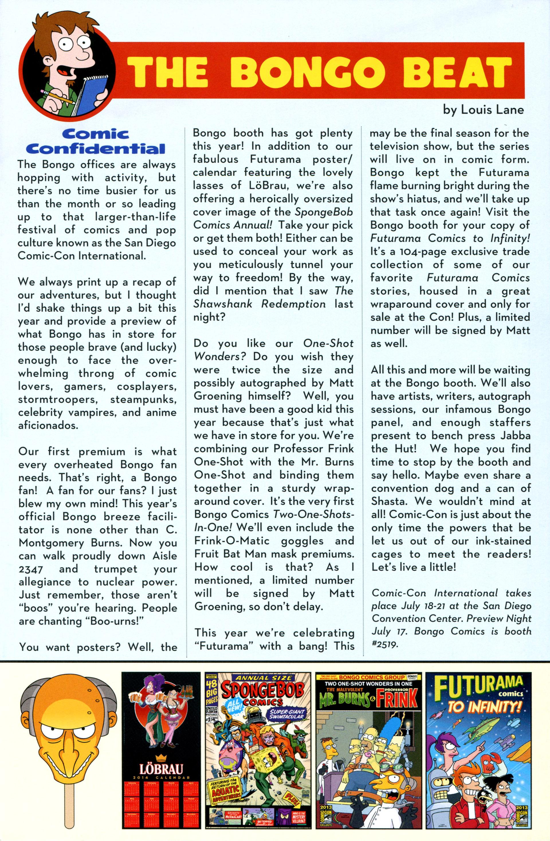 Read online Simpsons Comics comic -  Issue #204 - 27