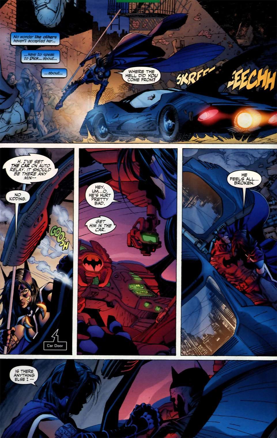 Read online Batman: Hush comic -  Issue #2 - 9