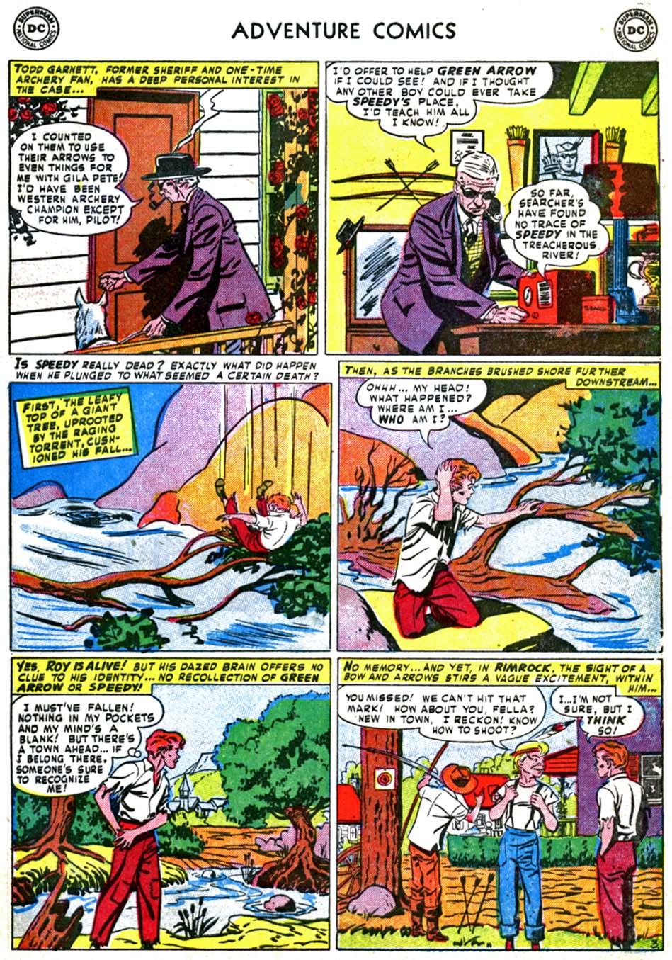 Read online Adventure Comics (1938) comic -  Issue #179 - 37