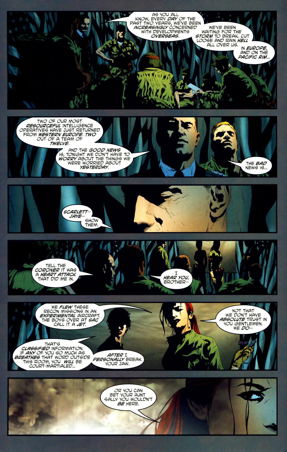 Read online Transformers/G.I. Joe comic -  Issue #1 - 9