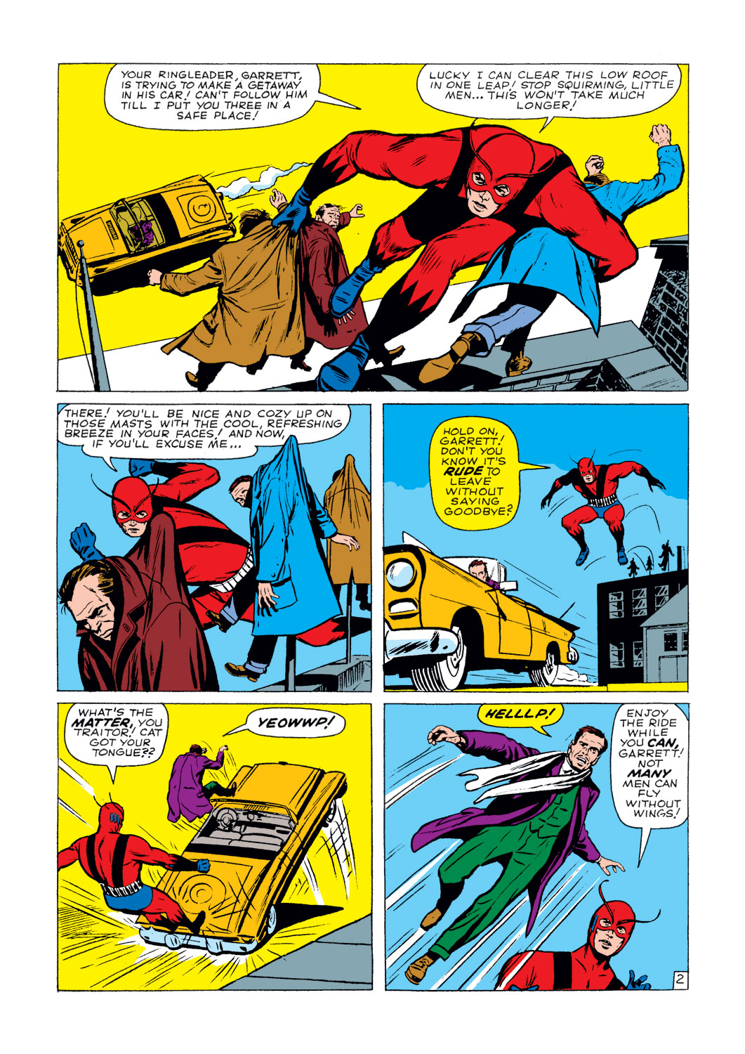 Tales to Astonish (1959) issue 52 - Page 3