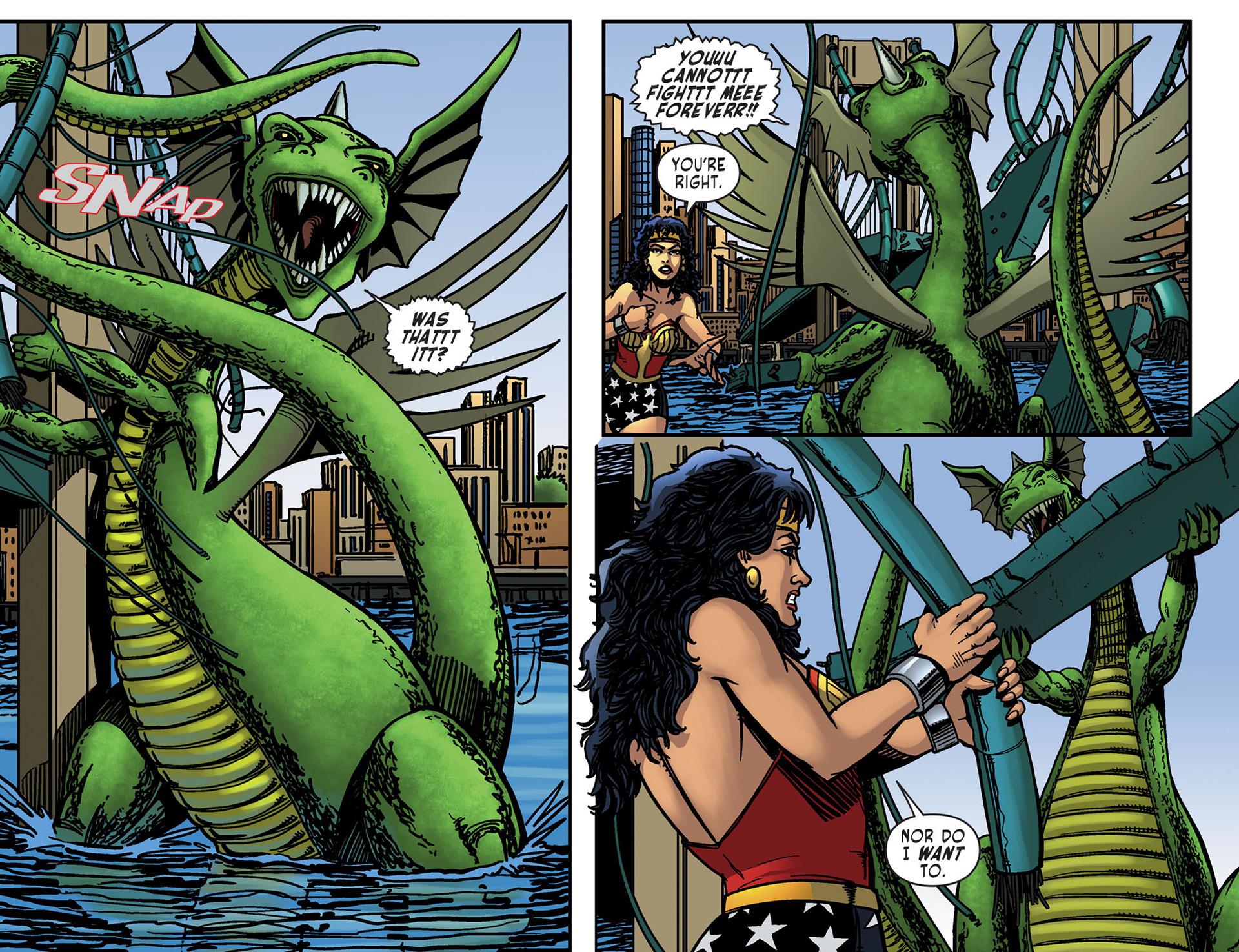Read online Sensation Comics Featuring Wonder Woman comic -  Issue #10 - 16