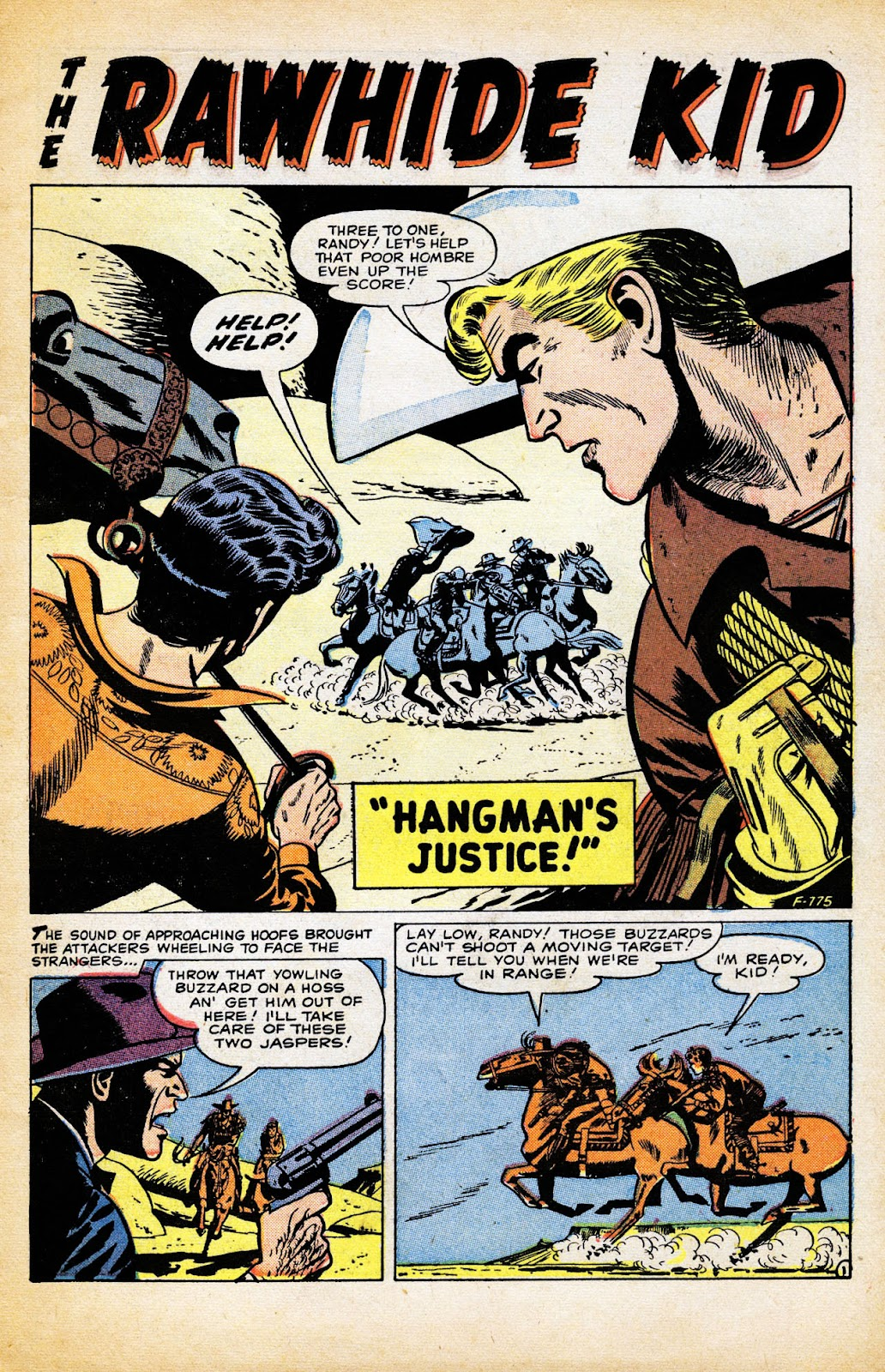 The Rawhide Kid (1955) issue 2 - Page 3
