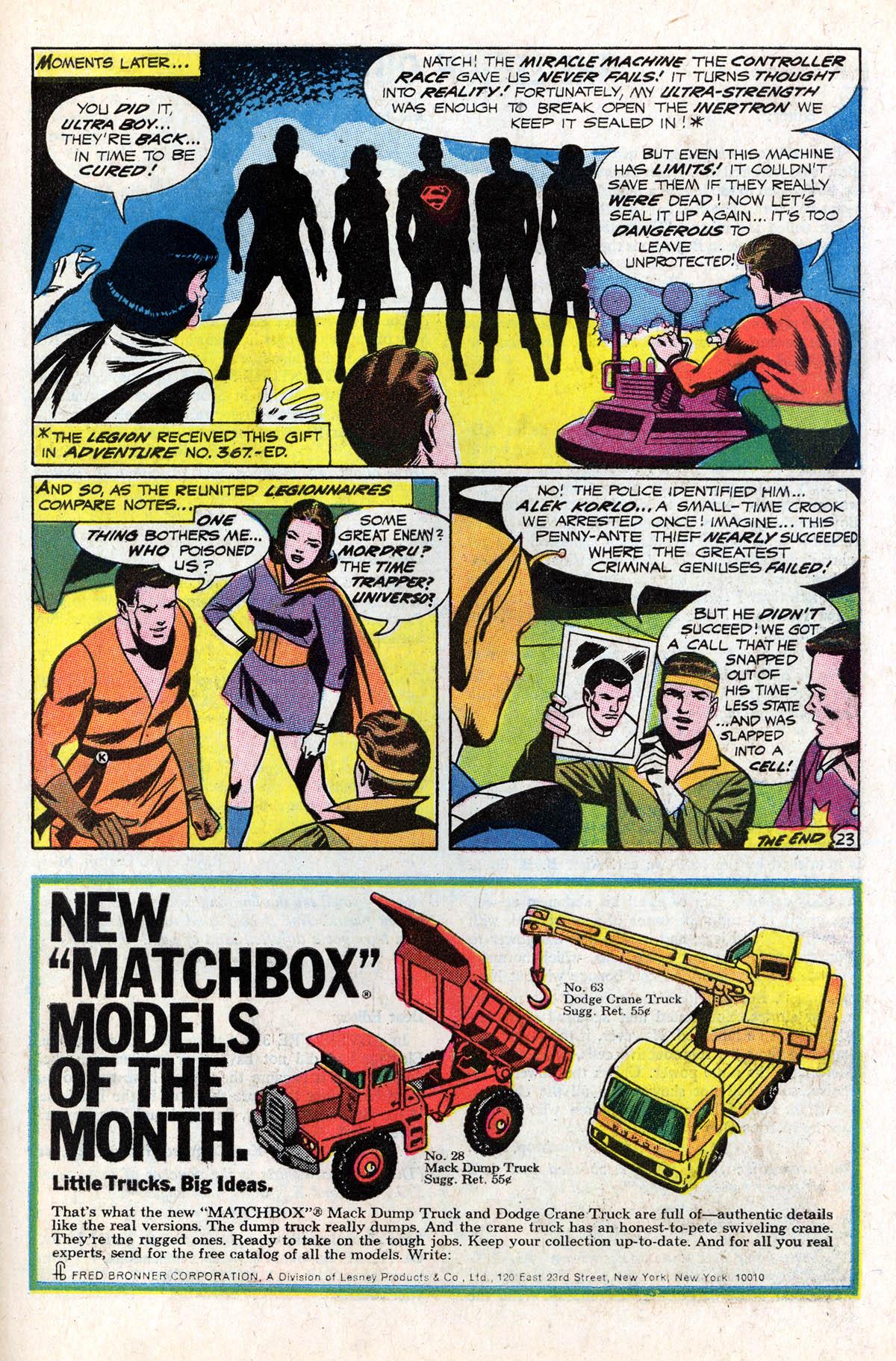 Read online Adventure Comics (1938) comic -  Issue #379 - 31
