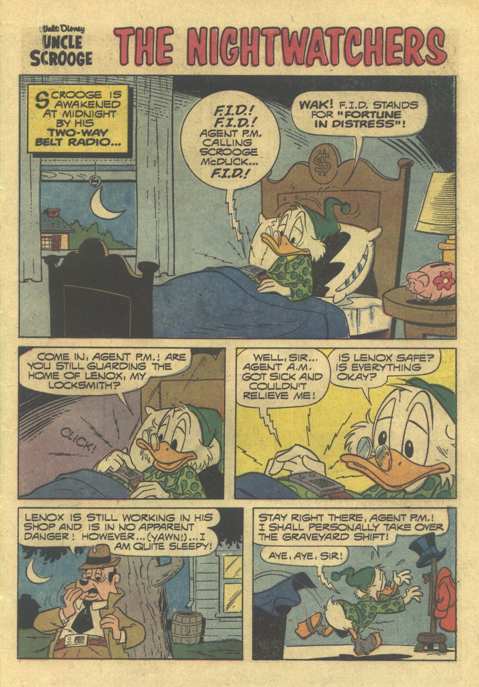 Read online Uncle Scrooge (1953) comic -  Issue #100 - 24