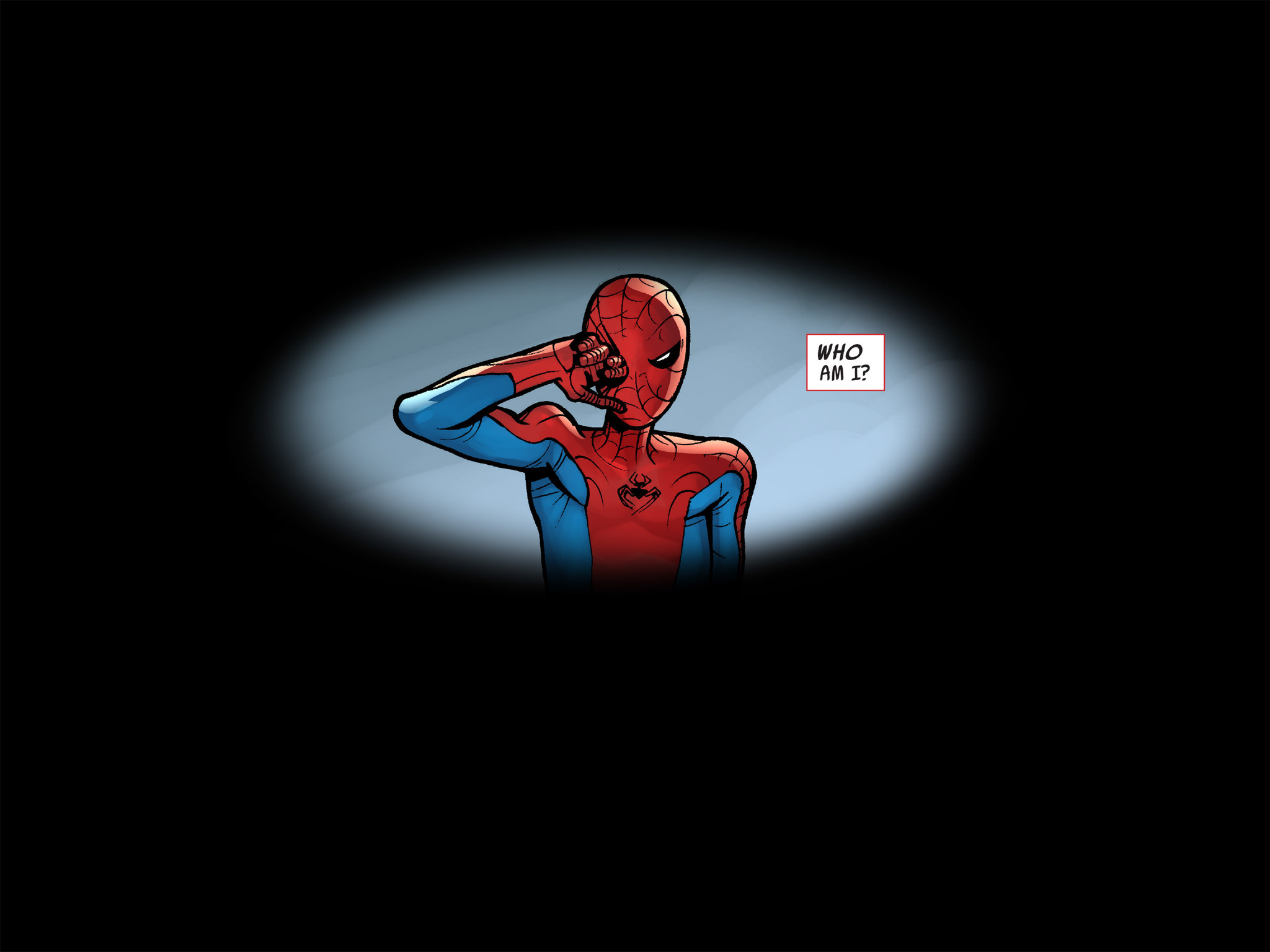 Read online Amazing Spider-Man: Who Am I? comic -  Issue # Full (Part 1) - 6
