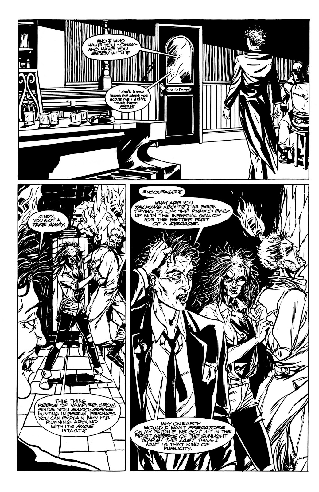 Read online Sugarvirus comic -  Issue # Full - 38