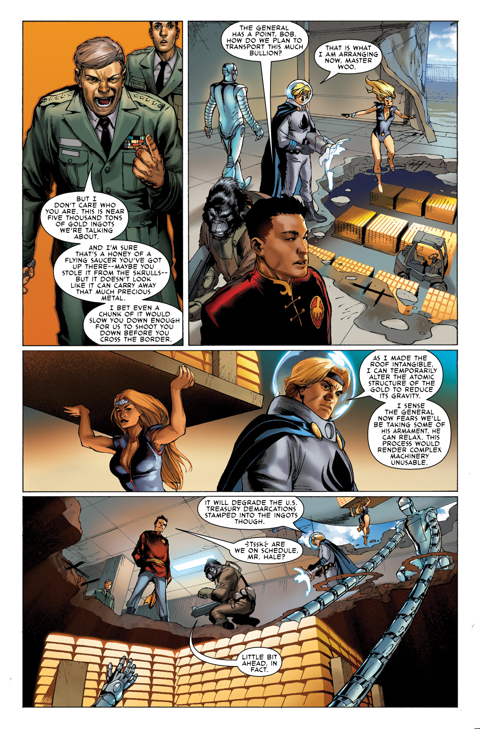 Read online Agents Of Atlas (2009) comic -  Issue #0 - 15