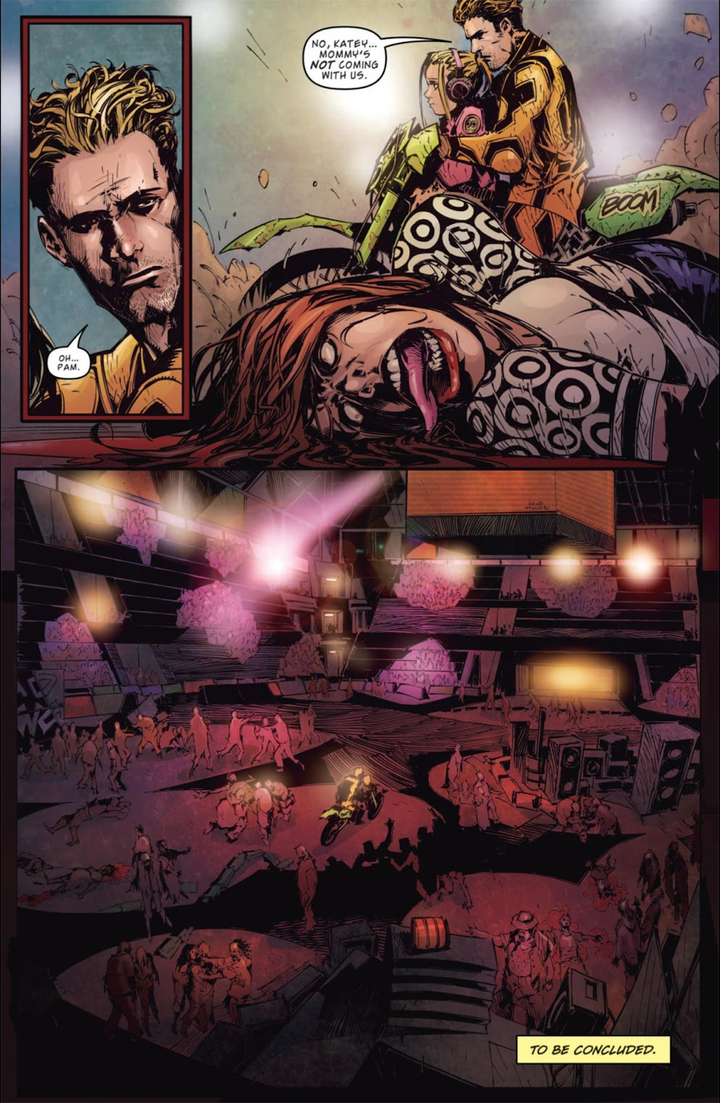 Read online Dead Rising: Road to Fortune comic -  Issue #3 - 25