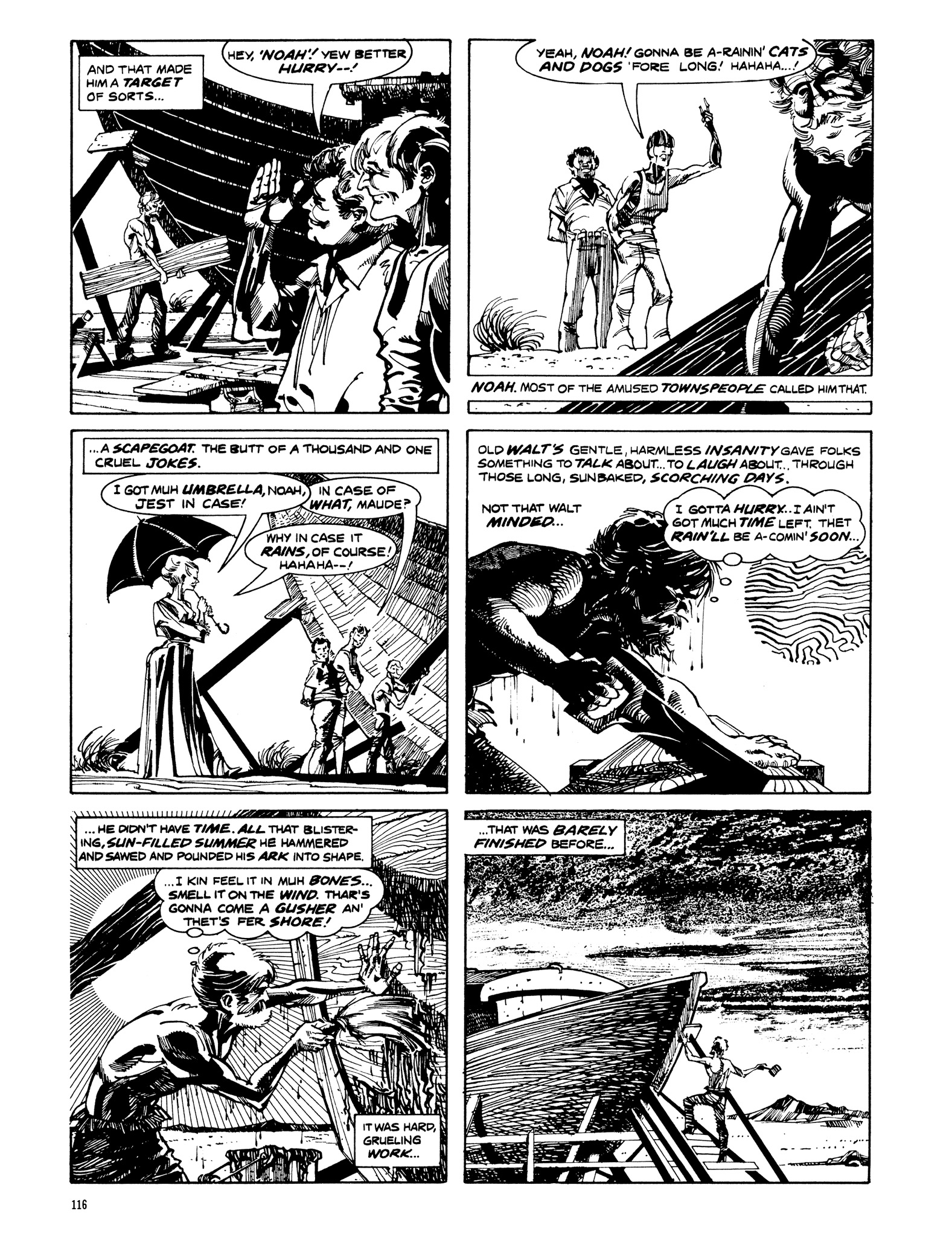 Read online Eerie Archives comic -  Issue # TPB 20 - 116