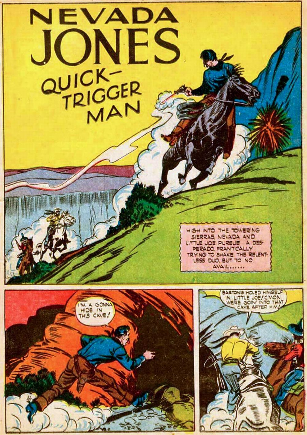 Zip Comics issue 19 - Page 25