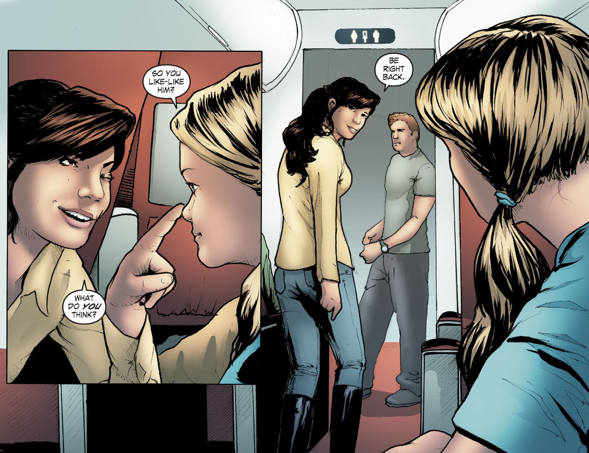 Read online Smallville: Season 11 comic -  Issue #41 - 6