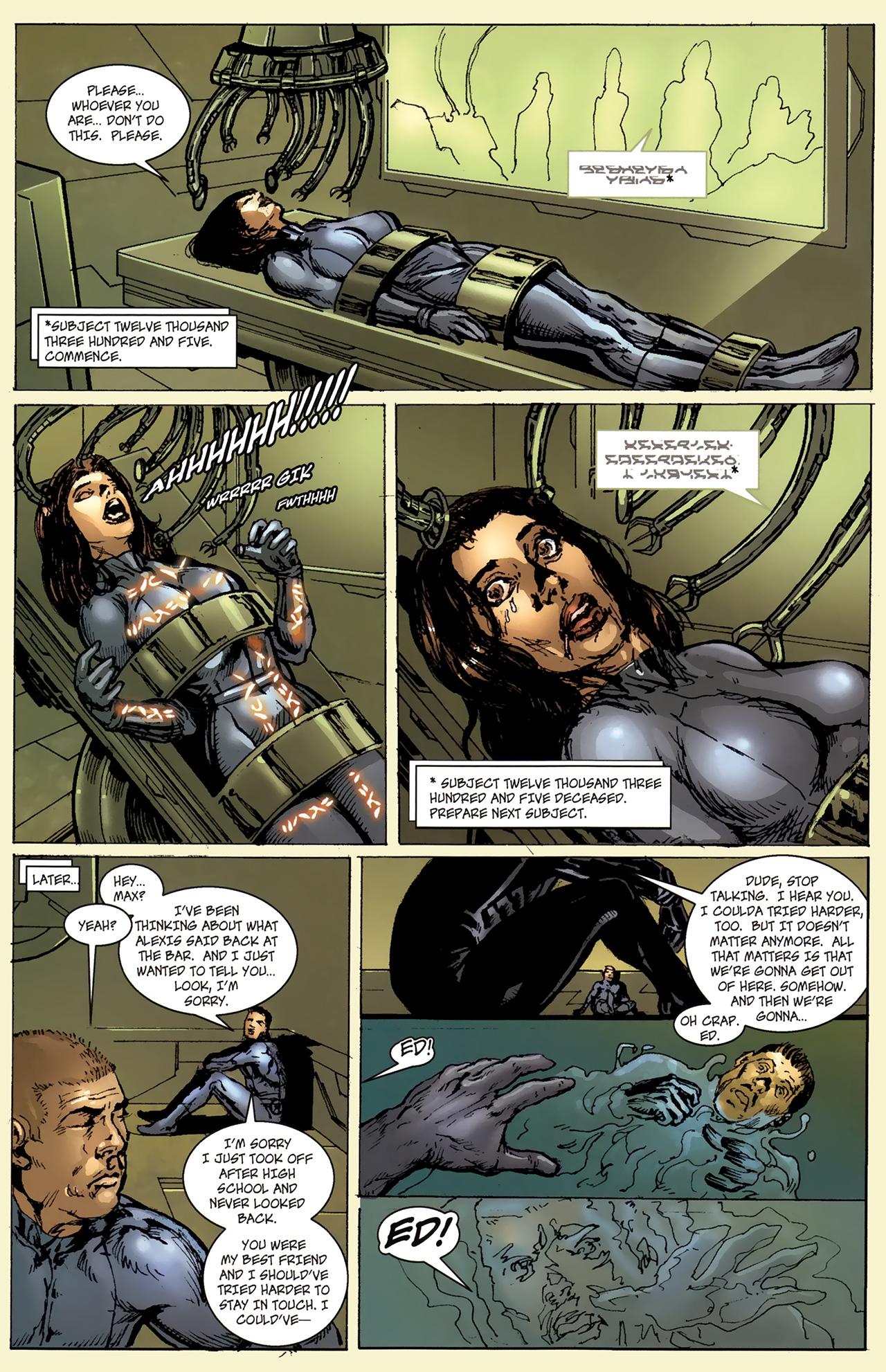Read online Phoenix comic -  Issue #0 - 13