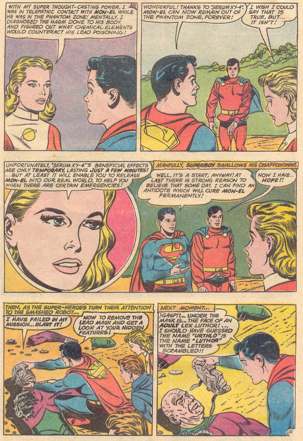 Read online Action Comics (1938) comic -  Issue #377 - 29