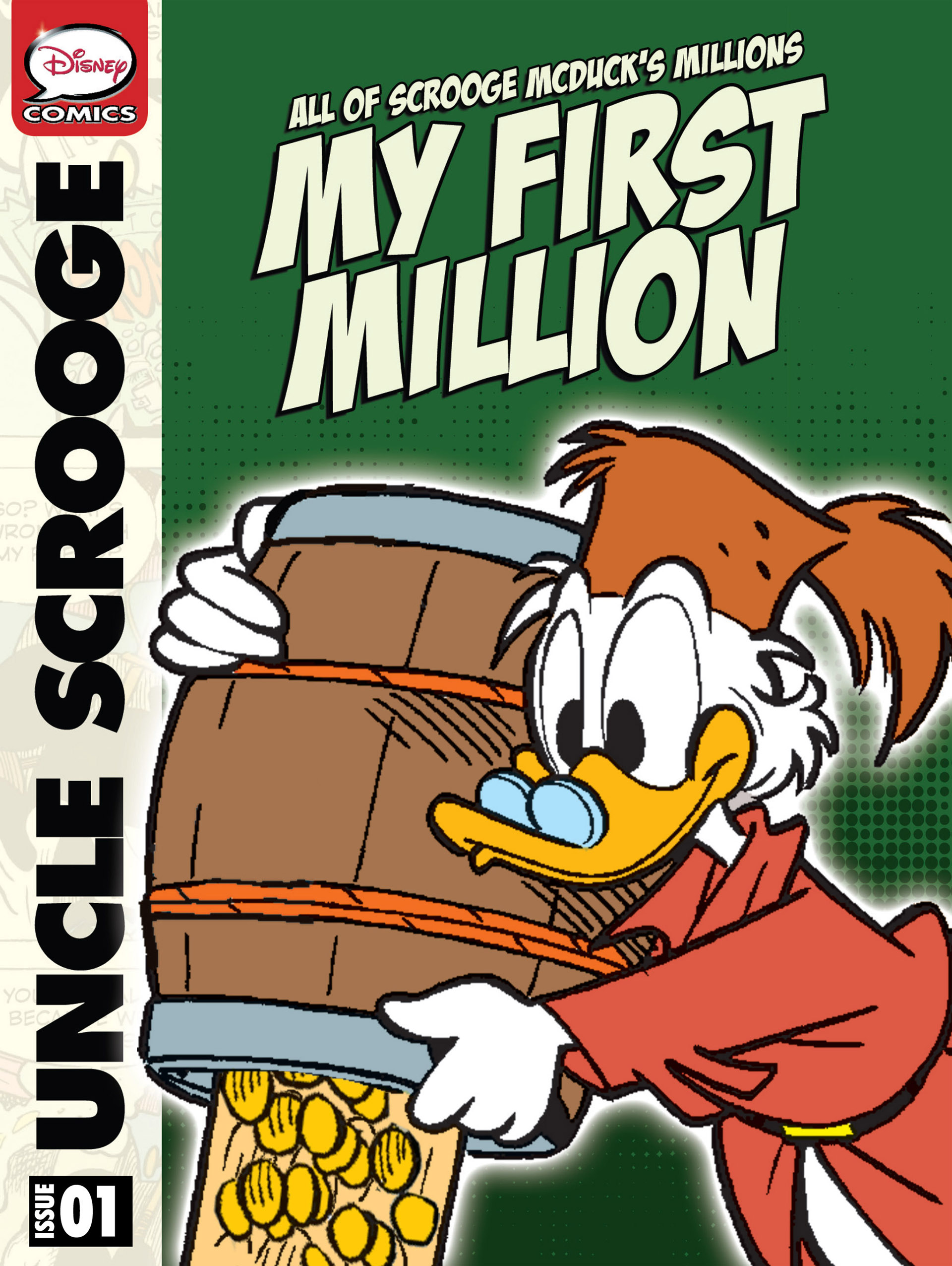 Read online All of Scrooge McDuck's Millions comic -  Issue #1 - 2