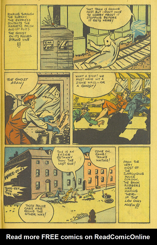 Read online Shadow Comics comic -  Issue #71 - 42