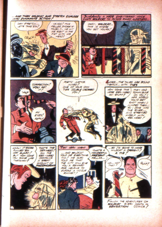 Read online Sensation (Mystery) Comics comic -  Issue #17 - 65