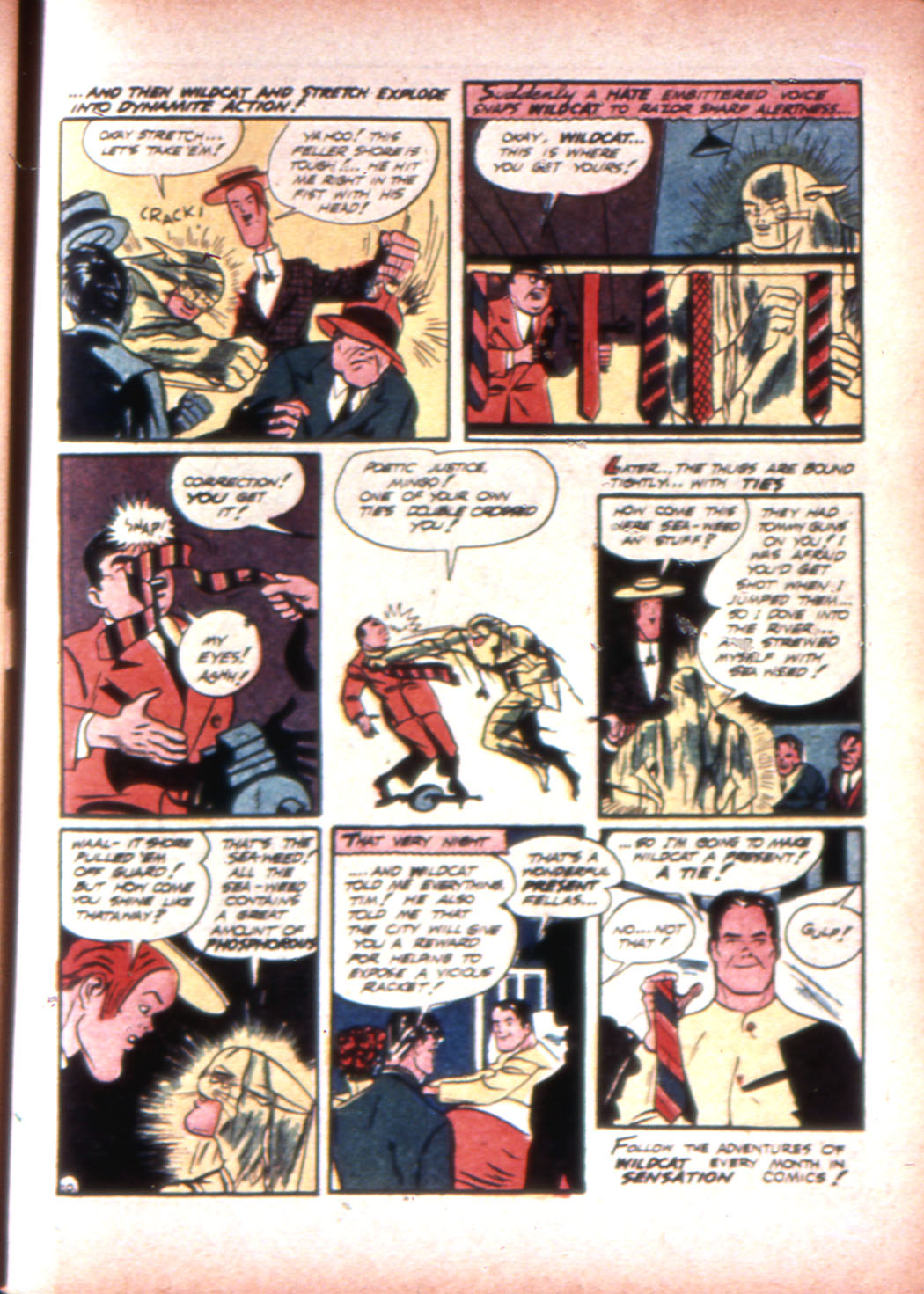 Sensation (Mystery) Comics issue 17 - Page 65