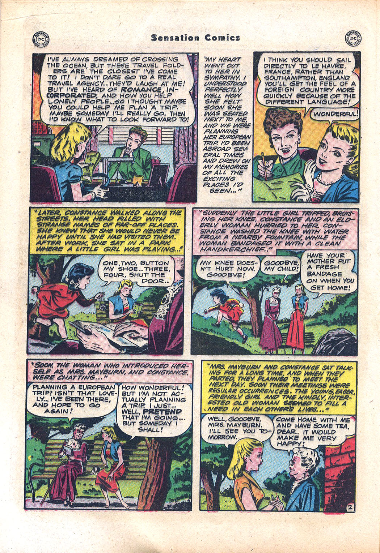 Read online Sensation (Mystery) Comics comic -  Issue #94 - 24