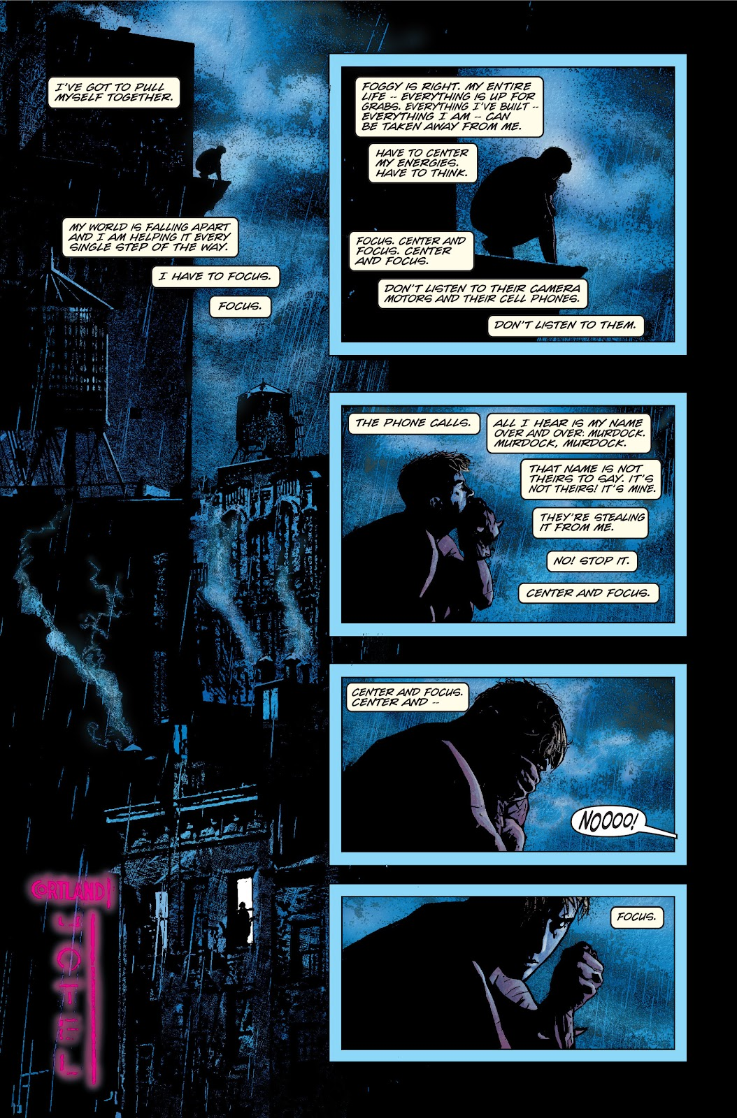 Read online Daredevil (1998) comic -  Issue # _Ultimate_Collection TPB 1 (Part 3) - 84