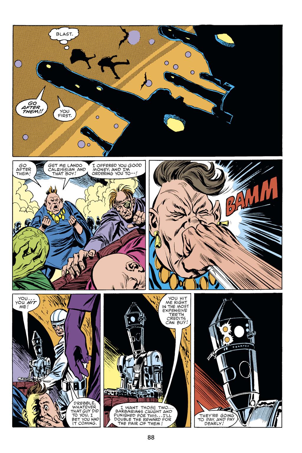 Read online Star Wars Omnibus comic -  Issue # Vol. 18 - 80