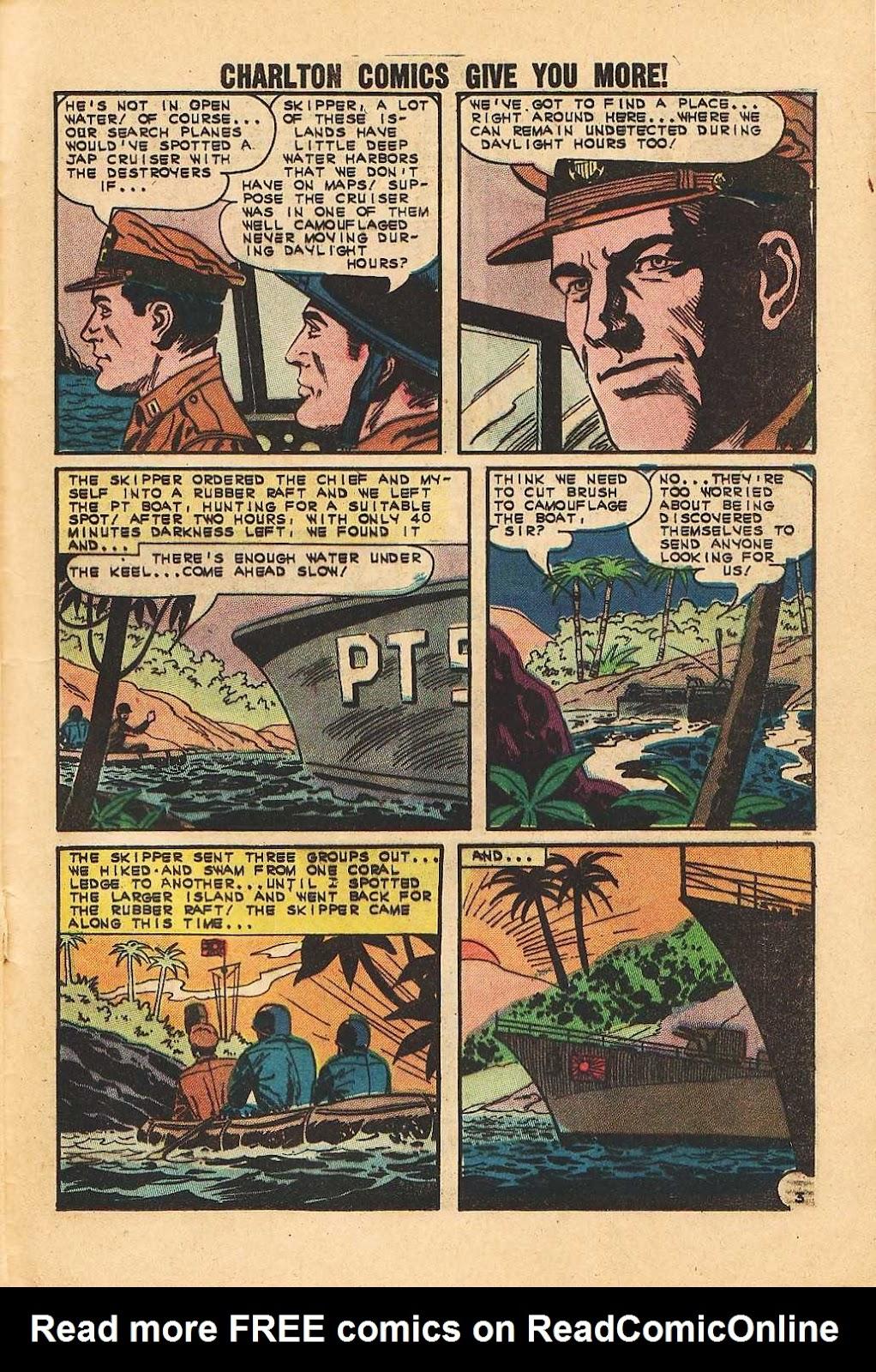 Read online Fightin' Navy comic -  Issue #113 - 25