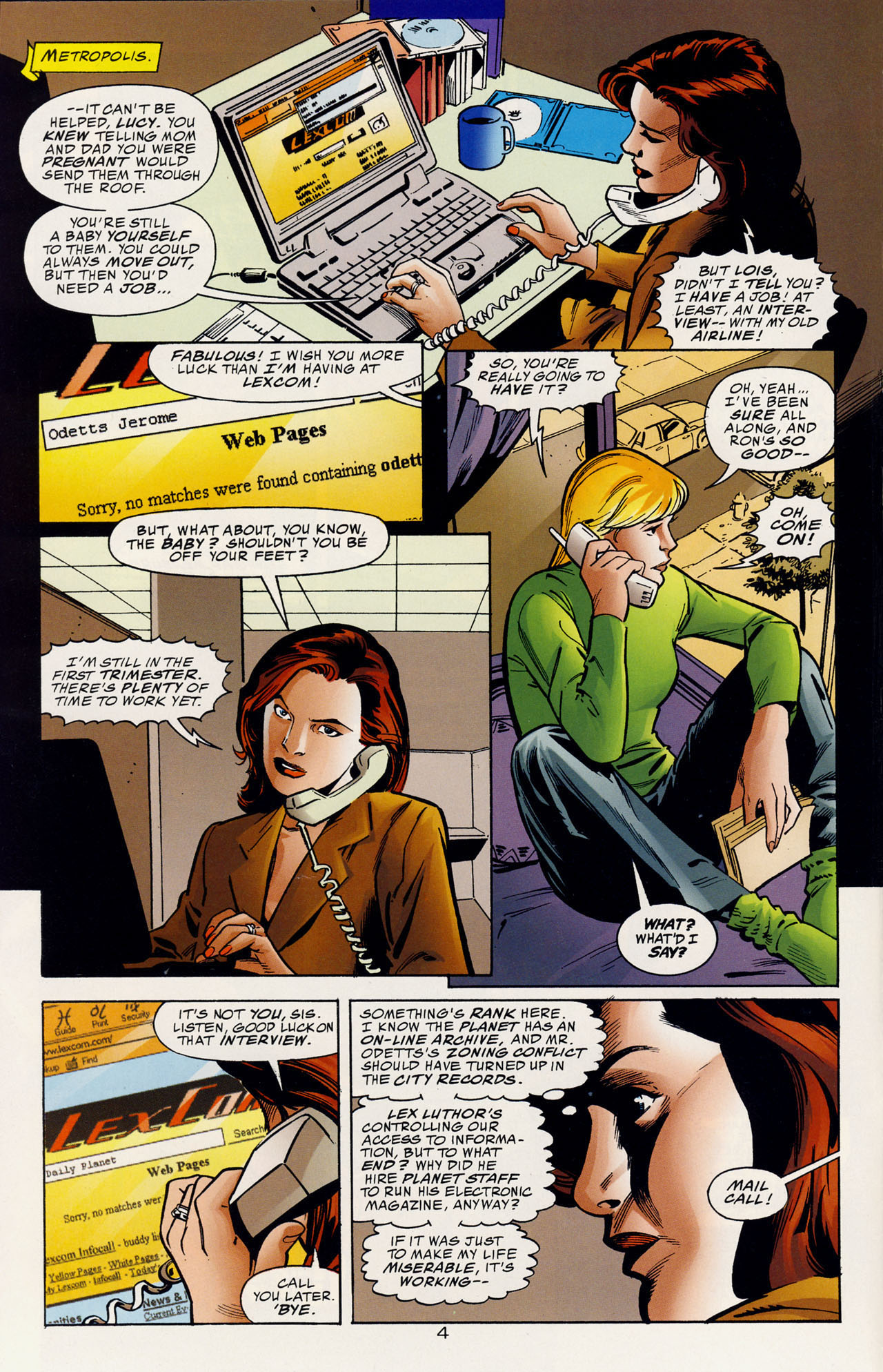 Action Comics (1938) 751 Page 5