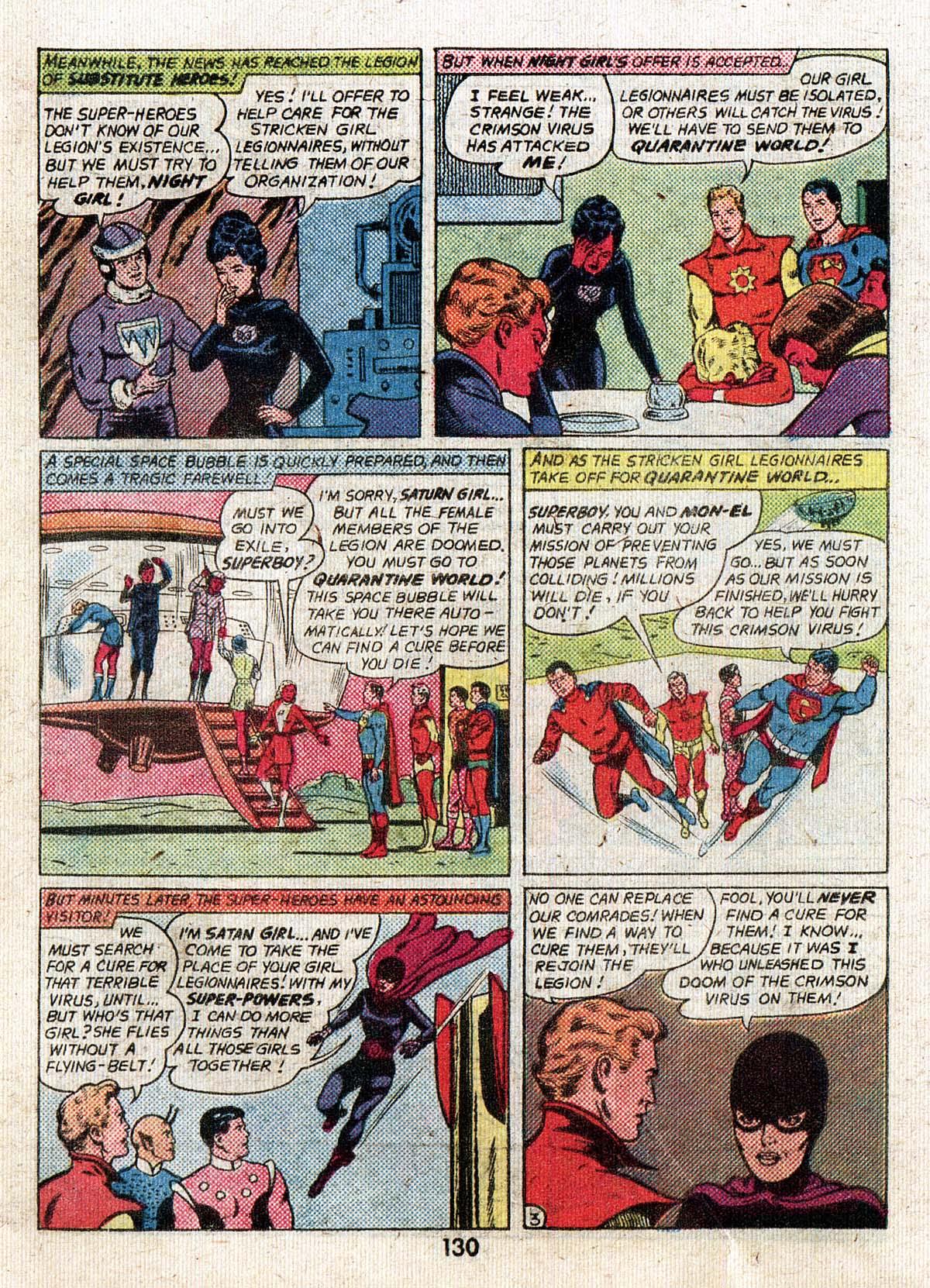 Read online Adventure Comics (1938) comic -  Issue #500 - 130