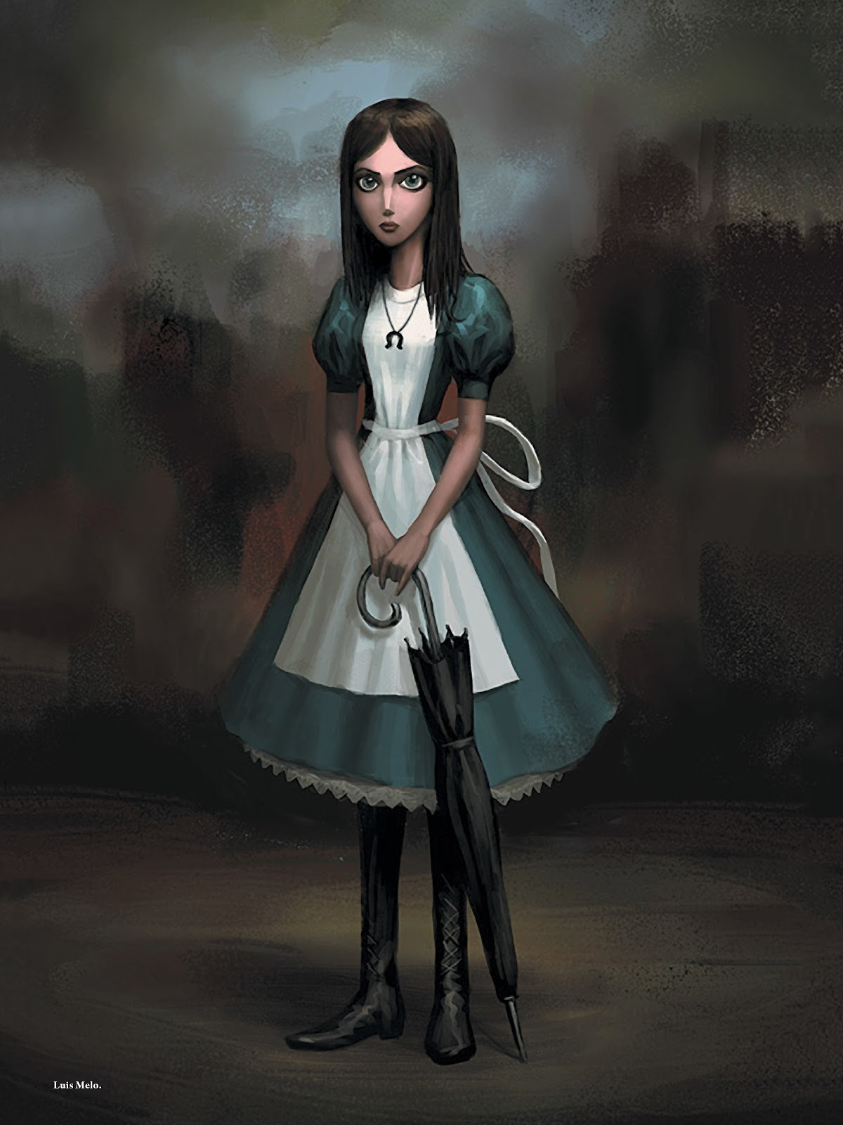 Read online The Art of Alice: Madness Returns comic -  Issue # TPB (Part 1) - 35