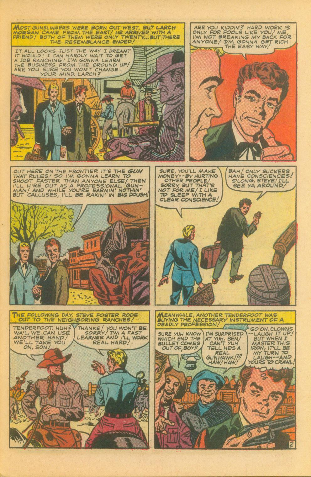 Read online Two-Gun Kid comic -  Issue #85 - 28