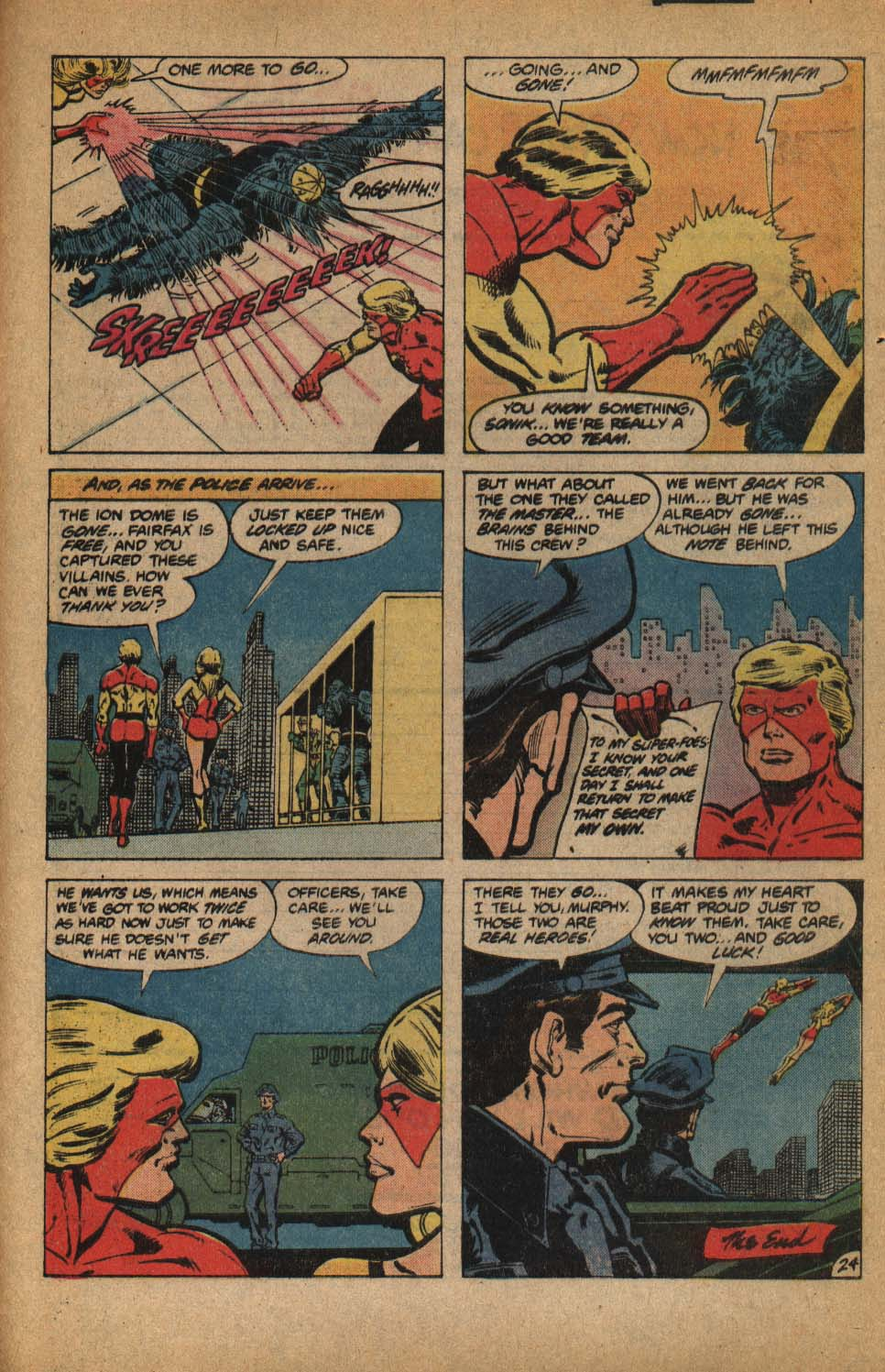 Read online Adventure Comics (1938) comic -  Issue #485 - 33