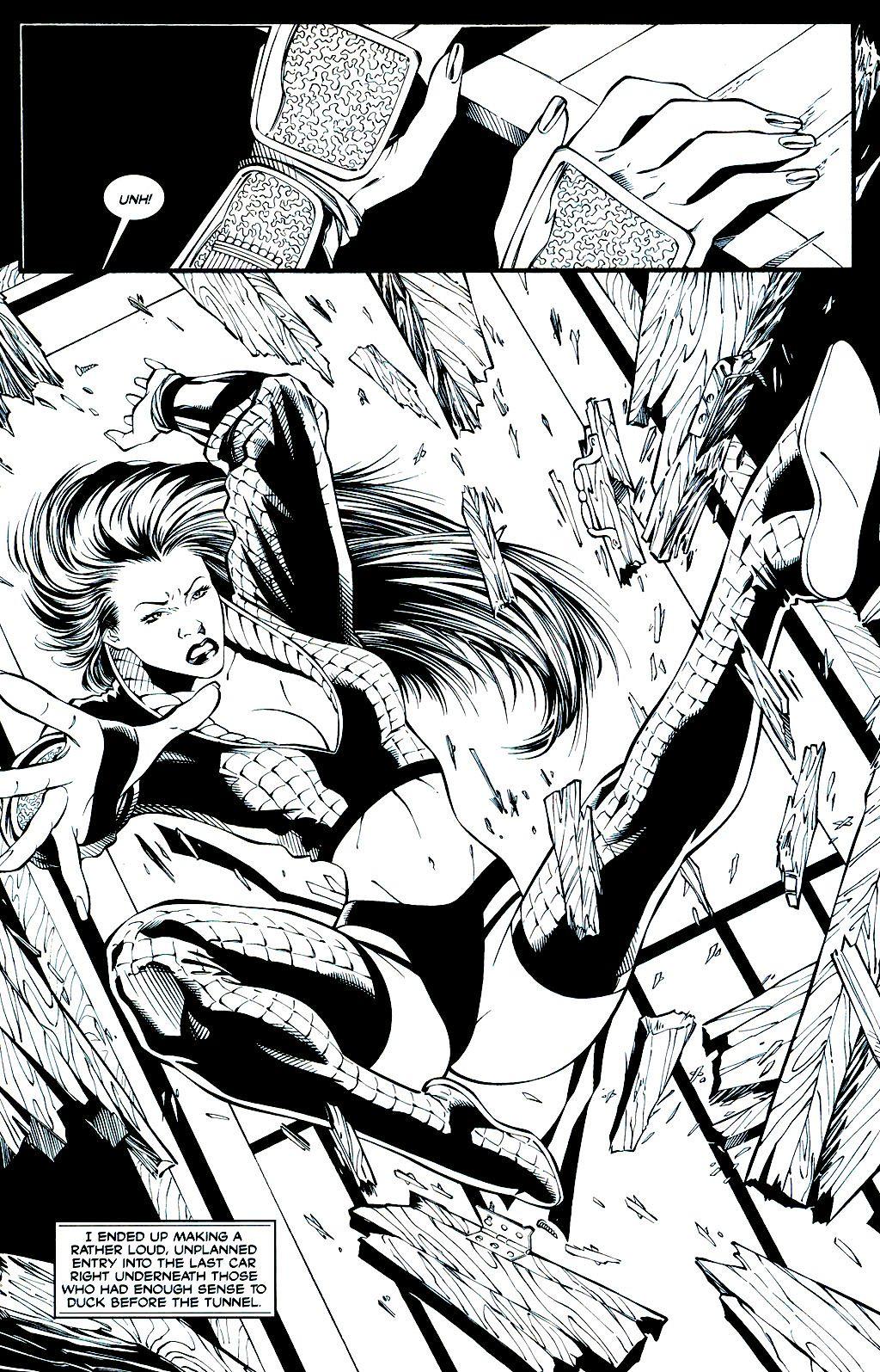 Read online Shi: Sempo comic -  Issue #2 - 10