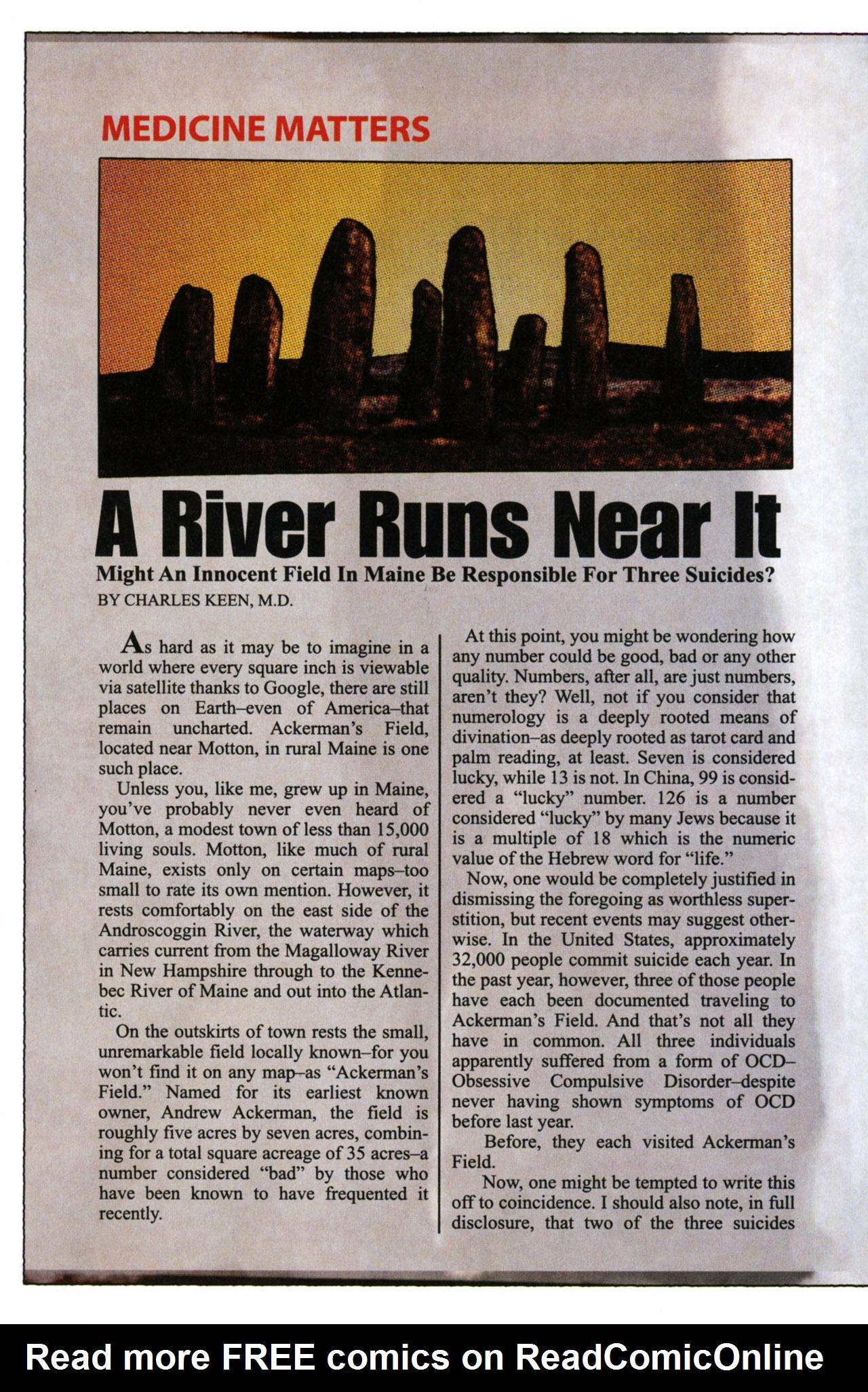 Read online Stephen King's N. comic -  Issue #4 - 13