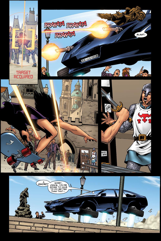 Read online Amazing Fantasy (2004) comic -  Issue #9 - 18