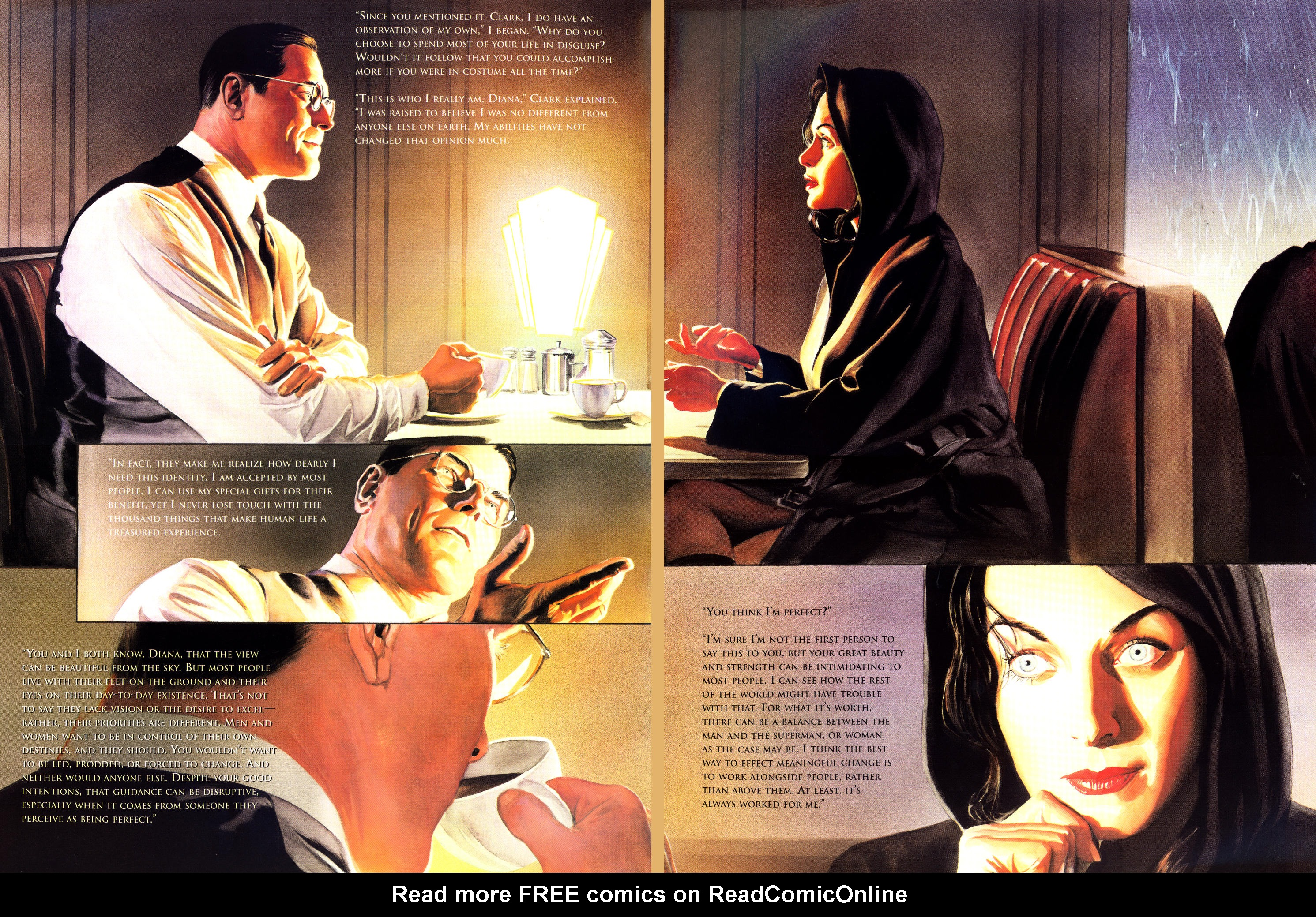 Read online Wonder Woman: Spirit of Truth comic -  Issue # Full - 43