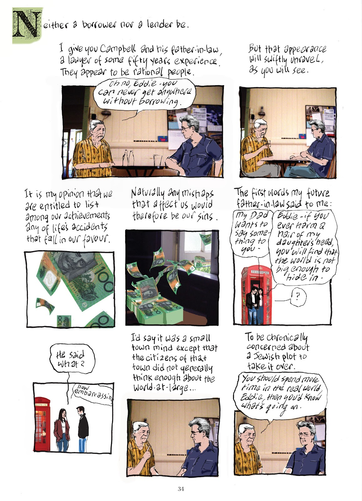Read online The Lovely Horrible Stuff comic -  Issue # TPB - 36