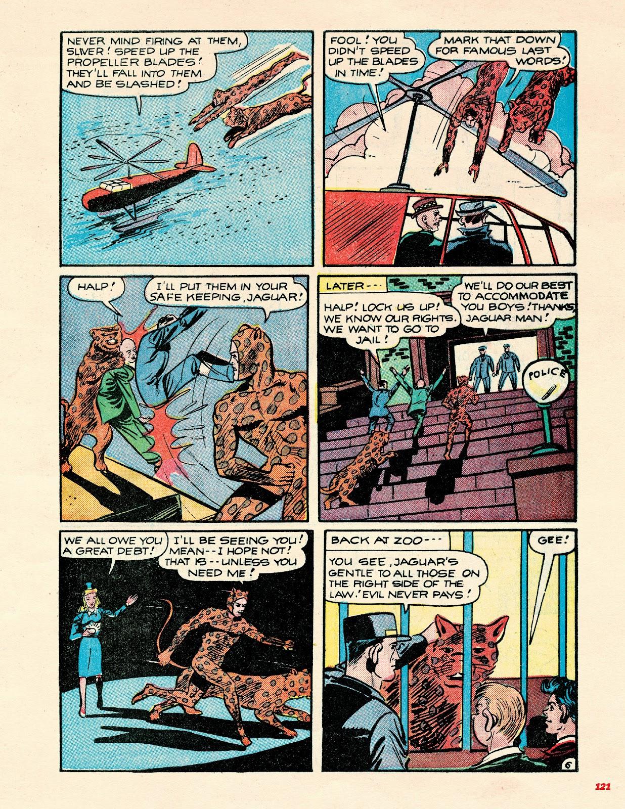 Read online Super Weird Heroes comic -  Issue # TPB 2 (Part 2) - 21