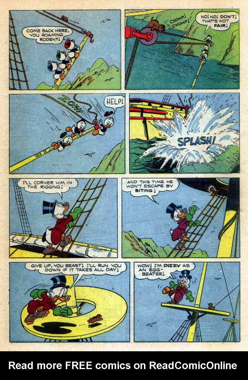 Read online Uncle Scrooge (1953) comic -  Issue #9 - 11