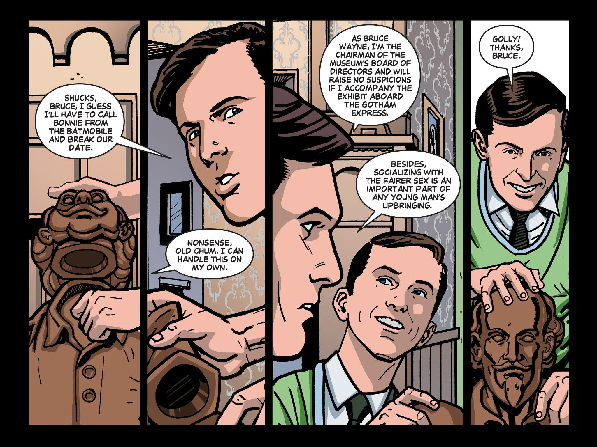 Read online Batman '66 Meets the Green Hornet [II] comic -  Issue #1 - 32