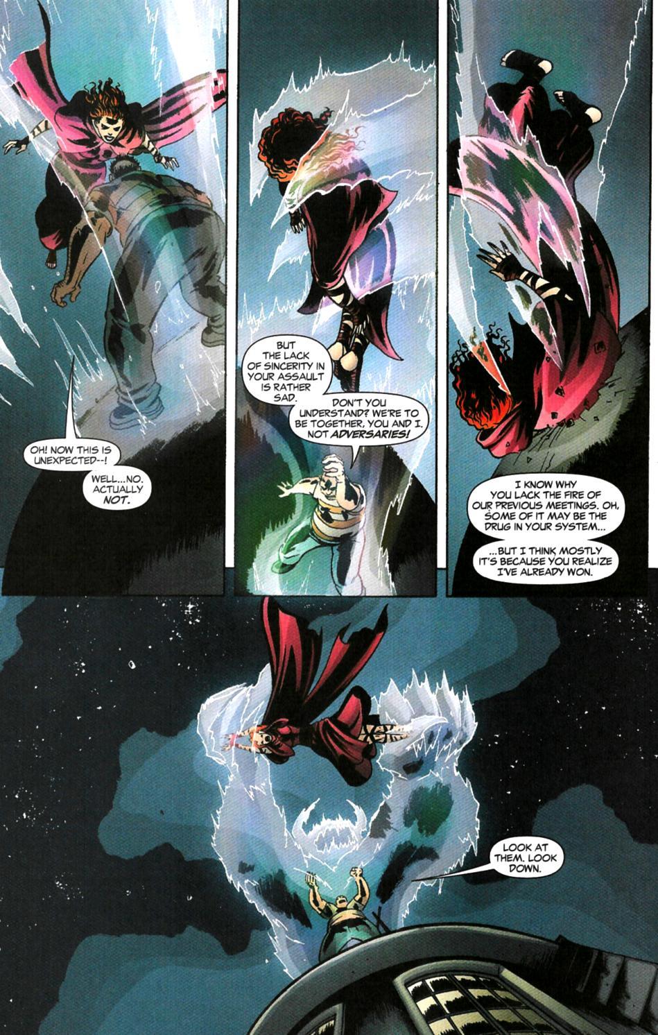 Read online Fallen Angel (2003) comic -  Issue #6 - 15