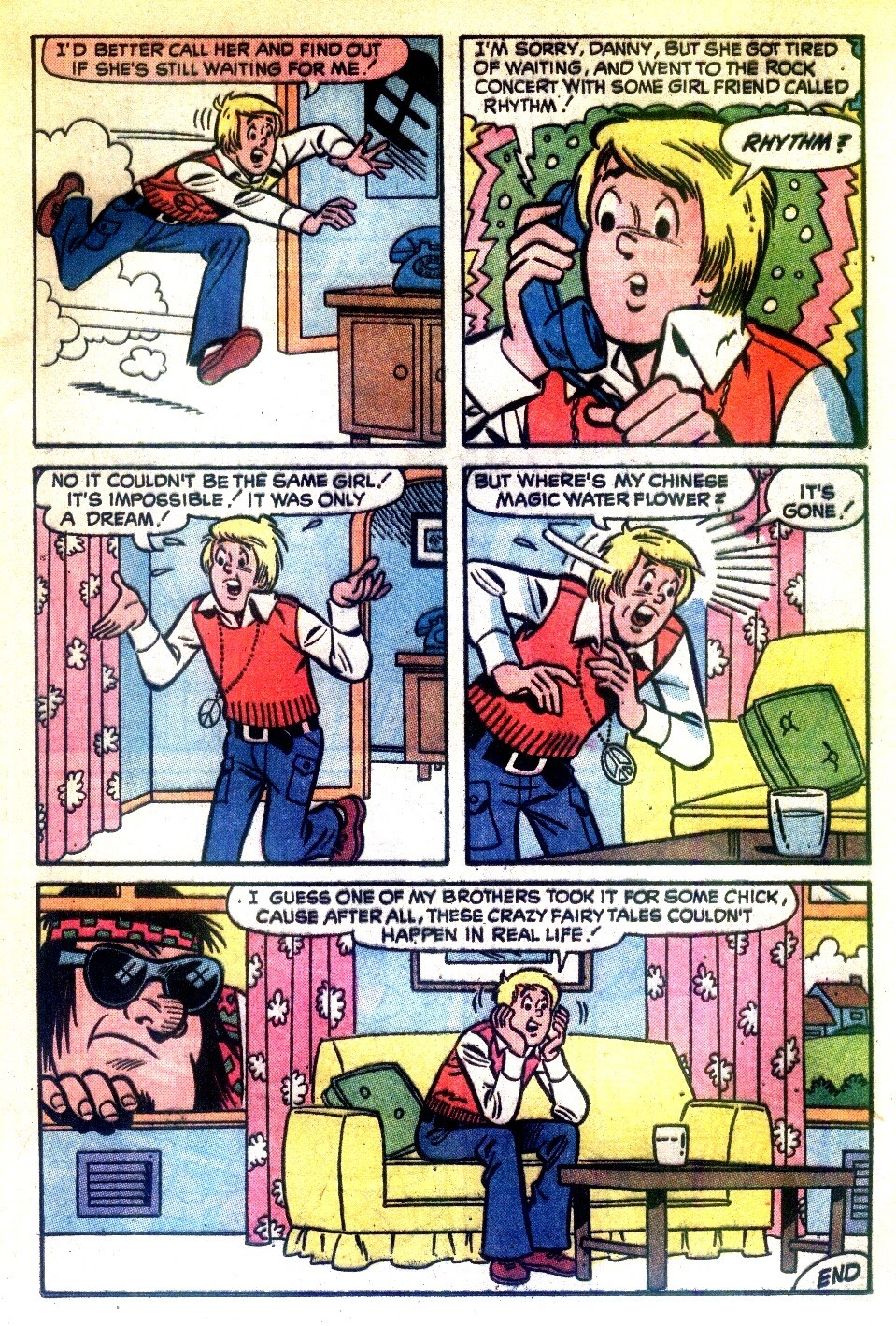 Read online The Mad House Glads comic -  Issue #89 - 13