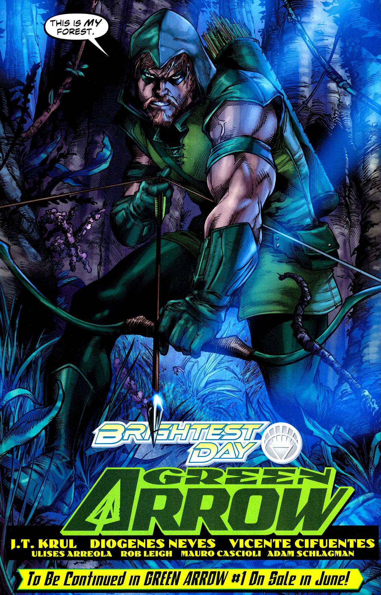 Read online Adventure Comics (2009) comic -  Issue #11 - 31