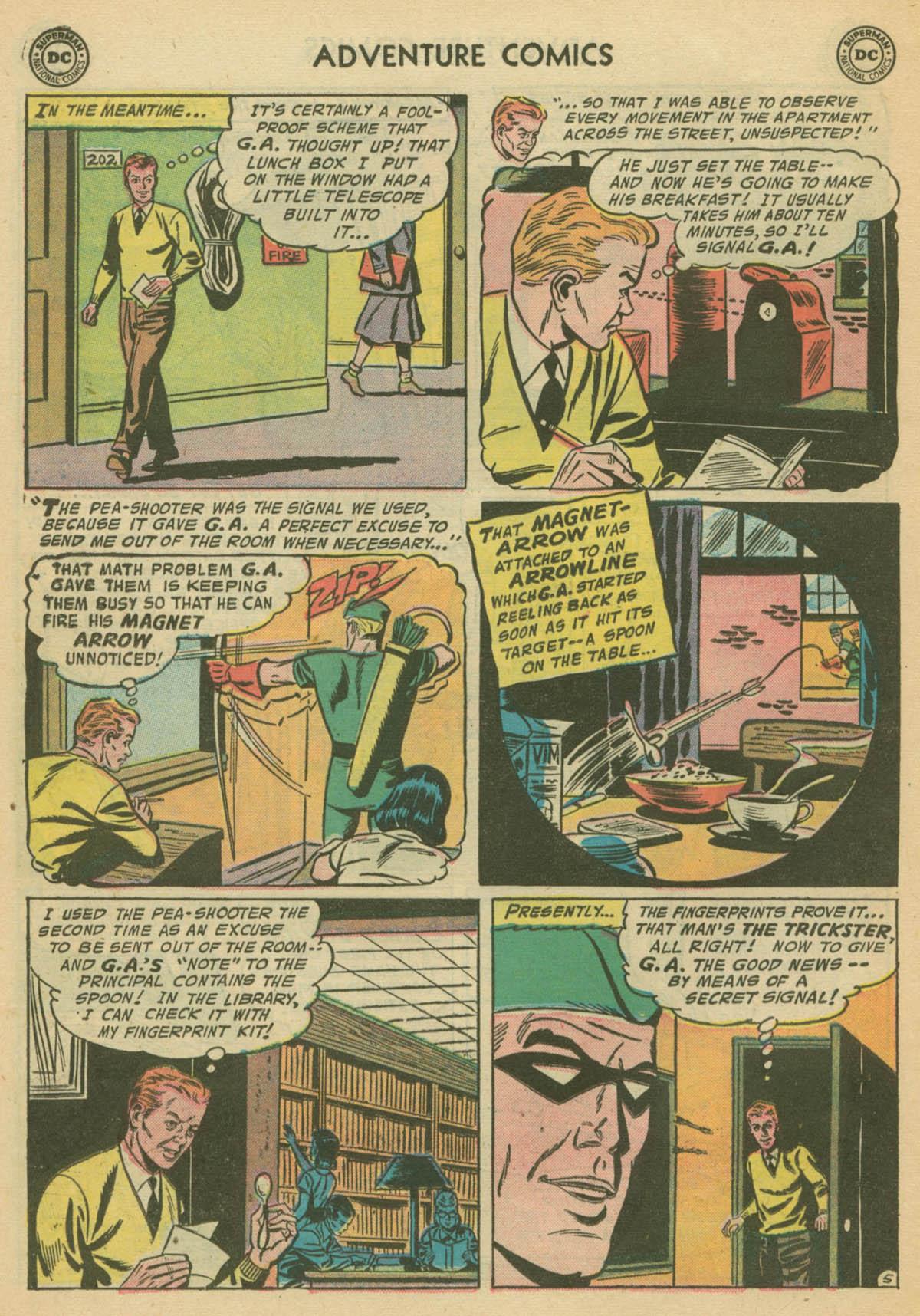 Read online Adventure Comics (1938) comic -  Issue #239 - 22