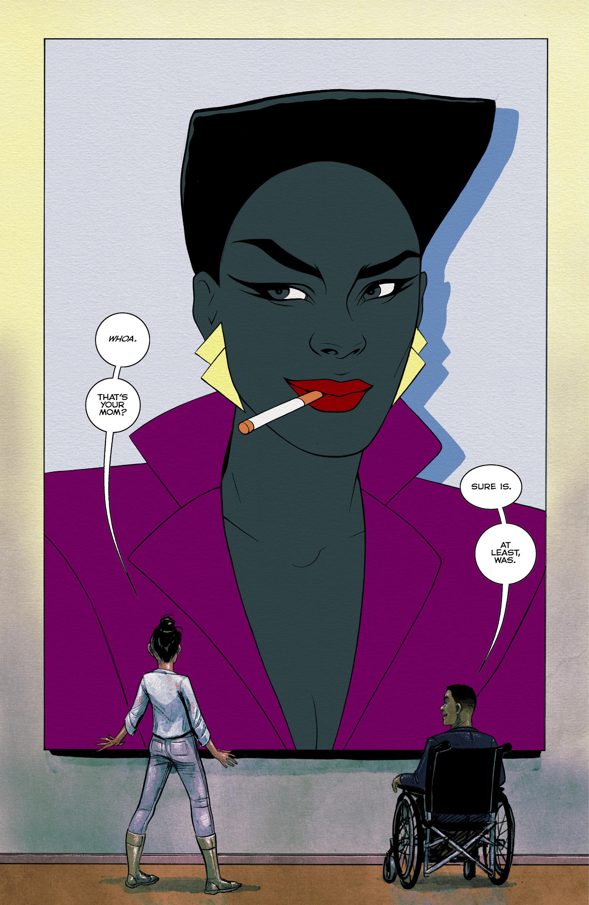 Read online Shutter comic -  Issue #21 - 12