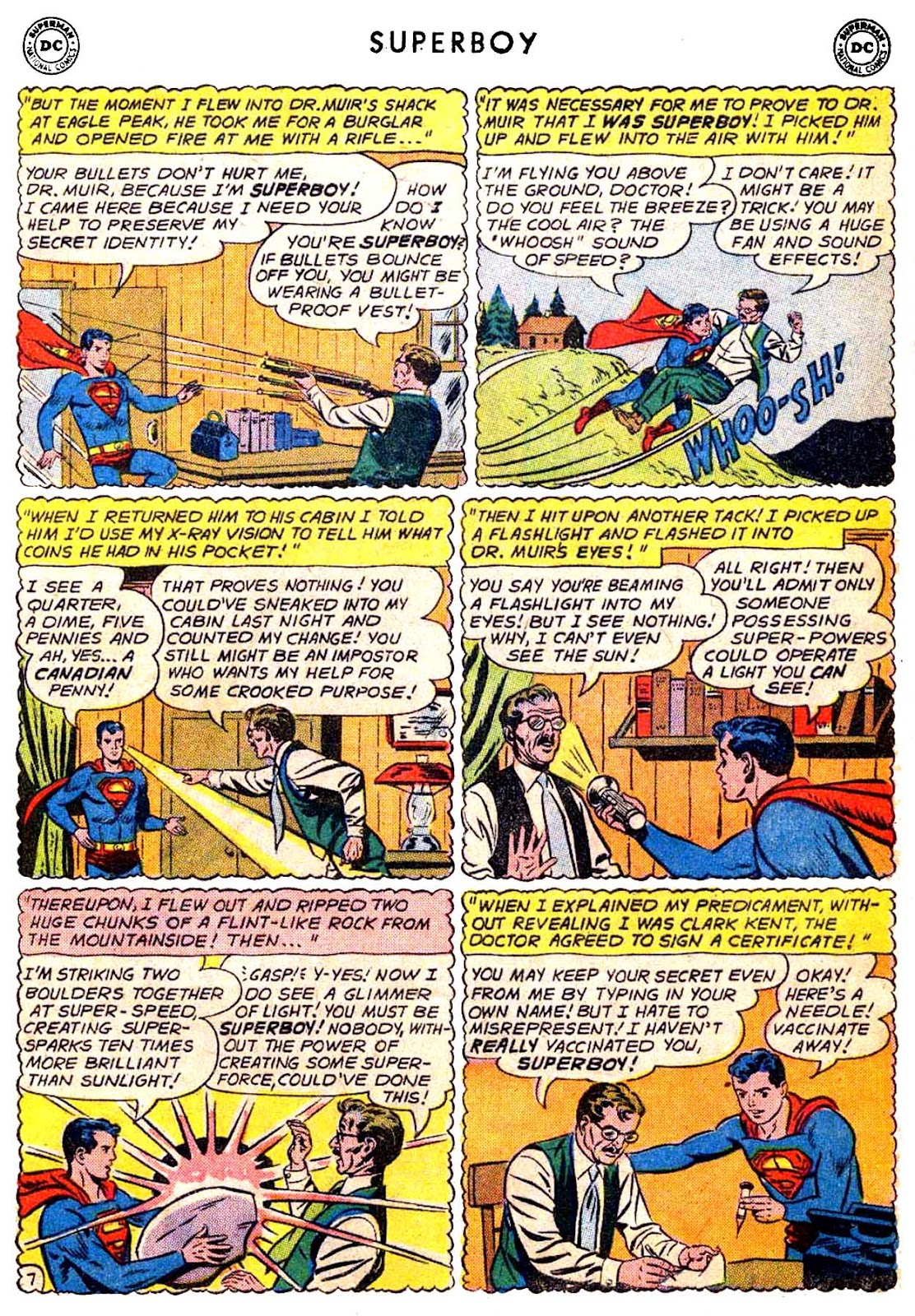 Superboy (1949) issue 87 - Page 8
